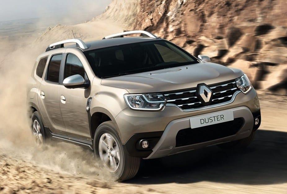 Primeras imágenes del nuevo Renault Duster