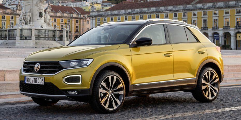 Nueva versión para el Volkswagen T-Roc: Por fin llega el 1.5 TSI EVO