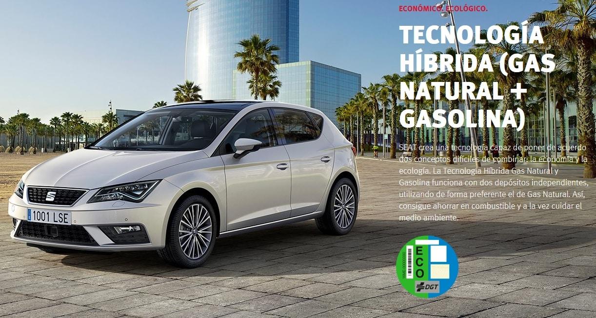 Ahora tienes un SEAT León 1.4 TGI por sólo 12.500 €: Gasolina y gas metano
