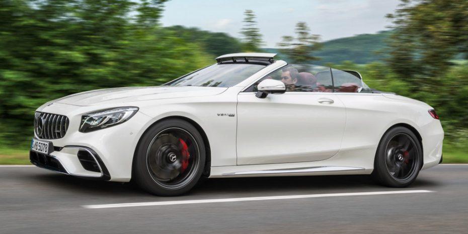 Con hasta 630 CV de potencia, los renovados Mercedes Clase S Coupé y Cabrio llegan a España