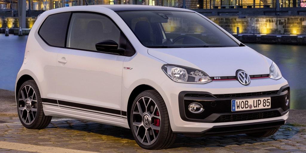 El pequeño Volkswagen Up! GTI ya tiene precio en Alemania: Y no está mal
