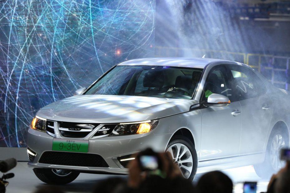 Por fin el Saab 9-3 de NEVS reinicia su producción: Esta vez en China y sin la marca Saab
