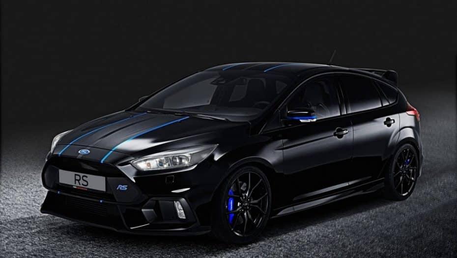 Nuevas 'chucherías' para la gama europea más deportiva de Ford: Mustang, ST y RS