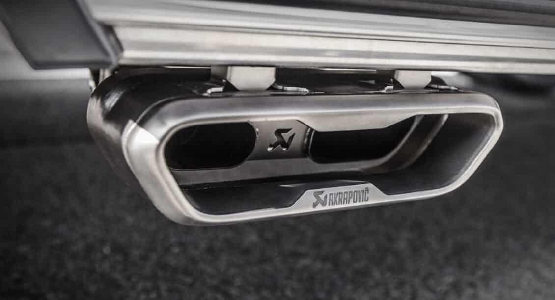 Lo último de Akrapovič: Un sistema de escape exclusivo para el Mercedes-Benz G 63 AMG