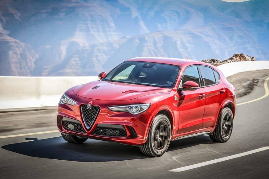 El Alfa Romeo Stelvio Quadrifoglio y sus 510 CV de potencia lucen palmito en una nueva galería de imágenes