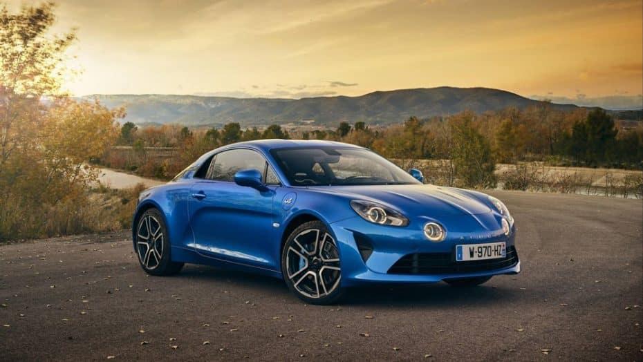 El Alpine A110 Première Edition nos muestra todos sus encantos en una nueva galería de imágenes