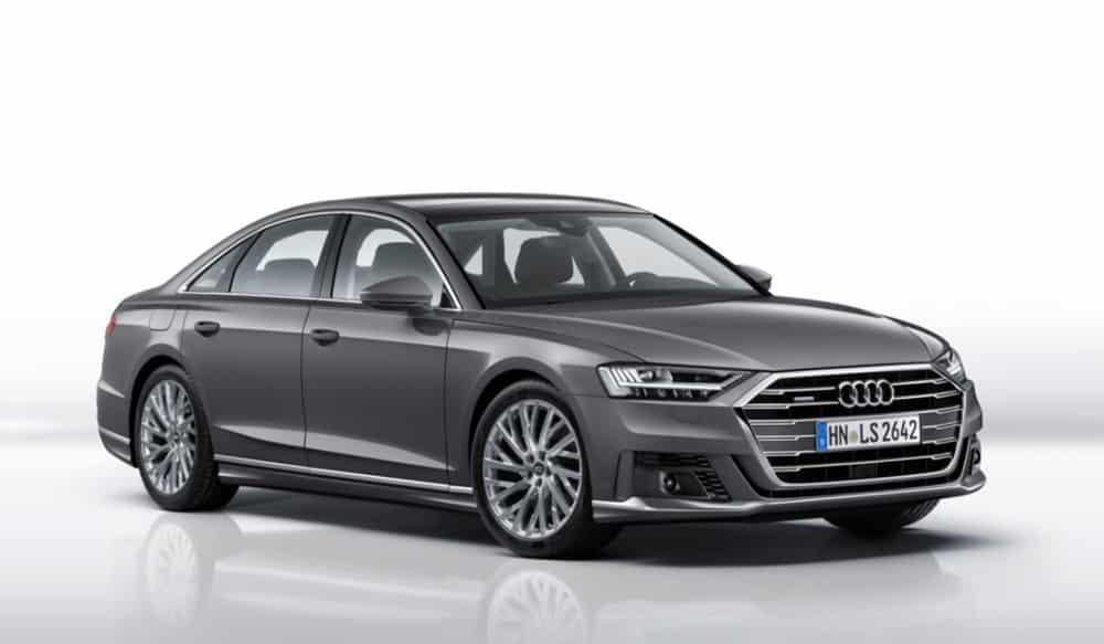 Sutil pero atractivo: El nuevo Audi A8 estrena paquete de equipamiento deportivo