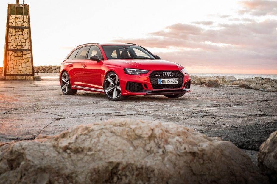 Confirmado: La próxima generación del Audi RS4 Avant será híbrida-enchufable