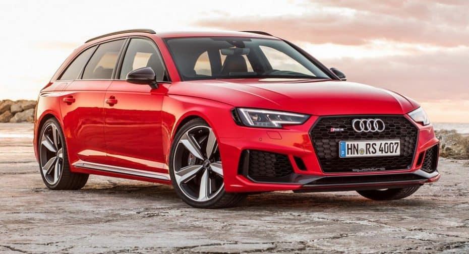 El Audi RS4 Avant 2018 nos muestra sus virtudes en una nueva y extensa galería de imágenes