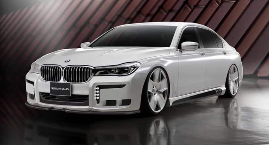 BMW Serie 7'Black Bison Edition': La creación de Wald International para los que buscan algo… diferente
