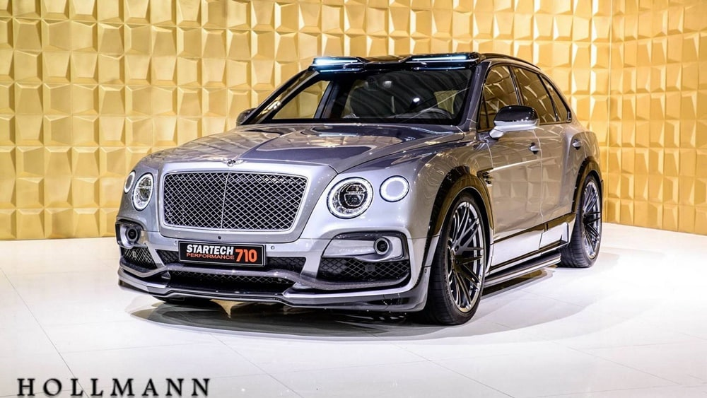 Startech Performance 710: El Bentley Bentayga más salvaje que han visto tus ojos