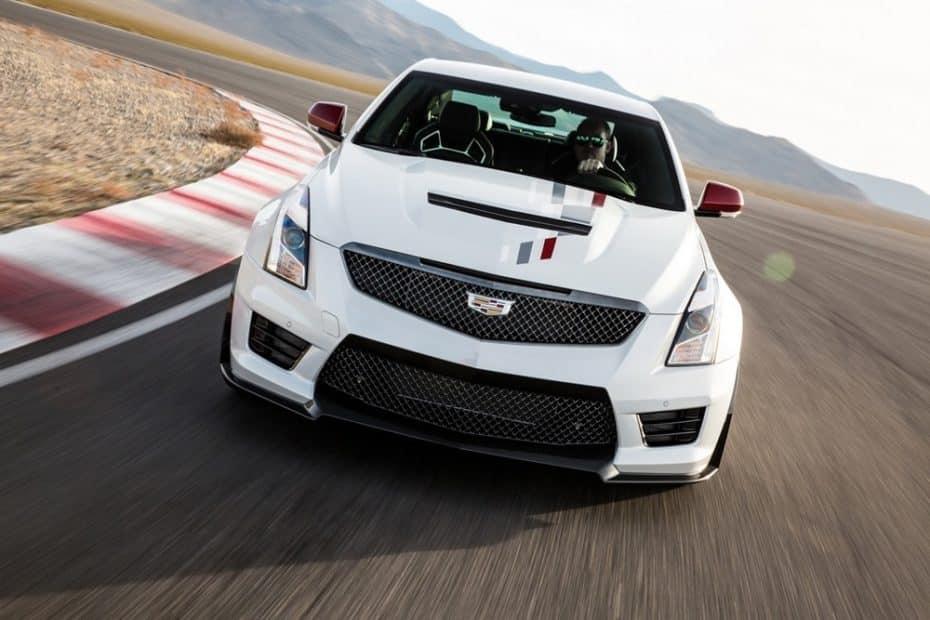 Cadillac ATS-V y CTS-V Championship Edition: Una edición especial para celebrar el éxito en la competición