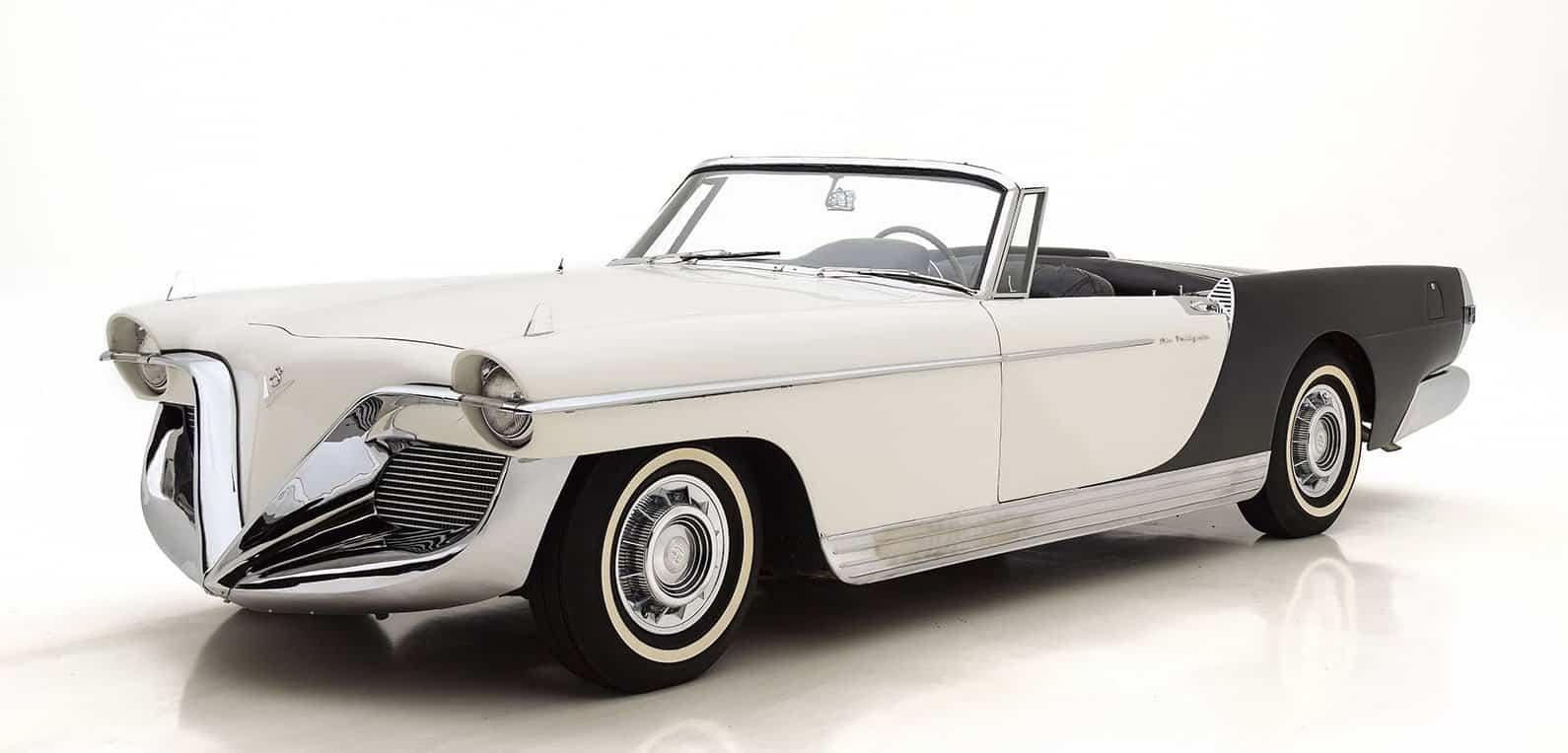 Cadillac Die Valkyrie Concept: Un extravagante descapotable americano que ahora puede ser tuyo