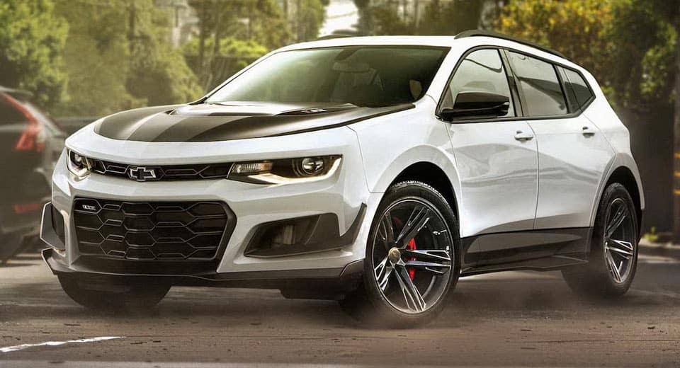 [Galería] ¿Como serían algunos de los mejores deportivos del mercado si fueran un SUV?