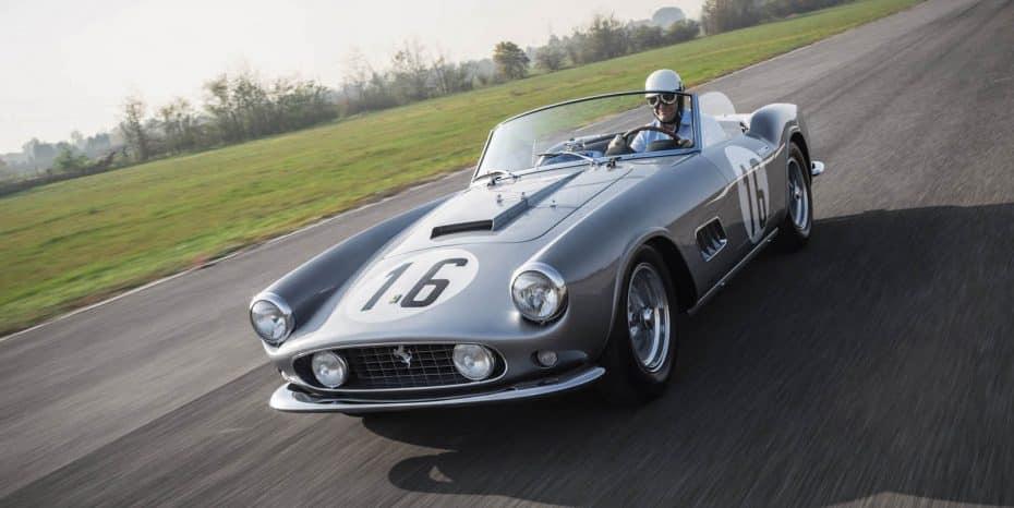 ¡Vendido! Este Ferrari 250 GT California Spider ha sido subastado por 15 millones de euros