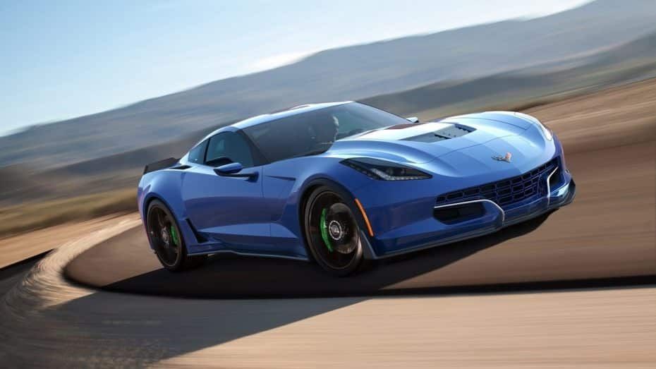 ¿Recuerdas aquél Chevrolet Corvette 100% eléctrico? Será una realidad en 2019 y tendrá 800 CV