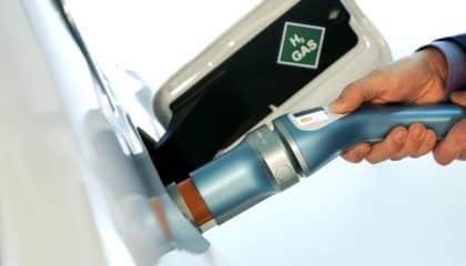 Motor de hidrógeno