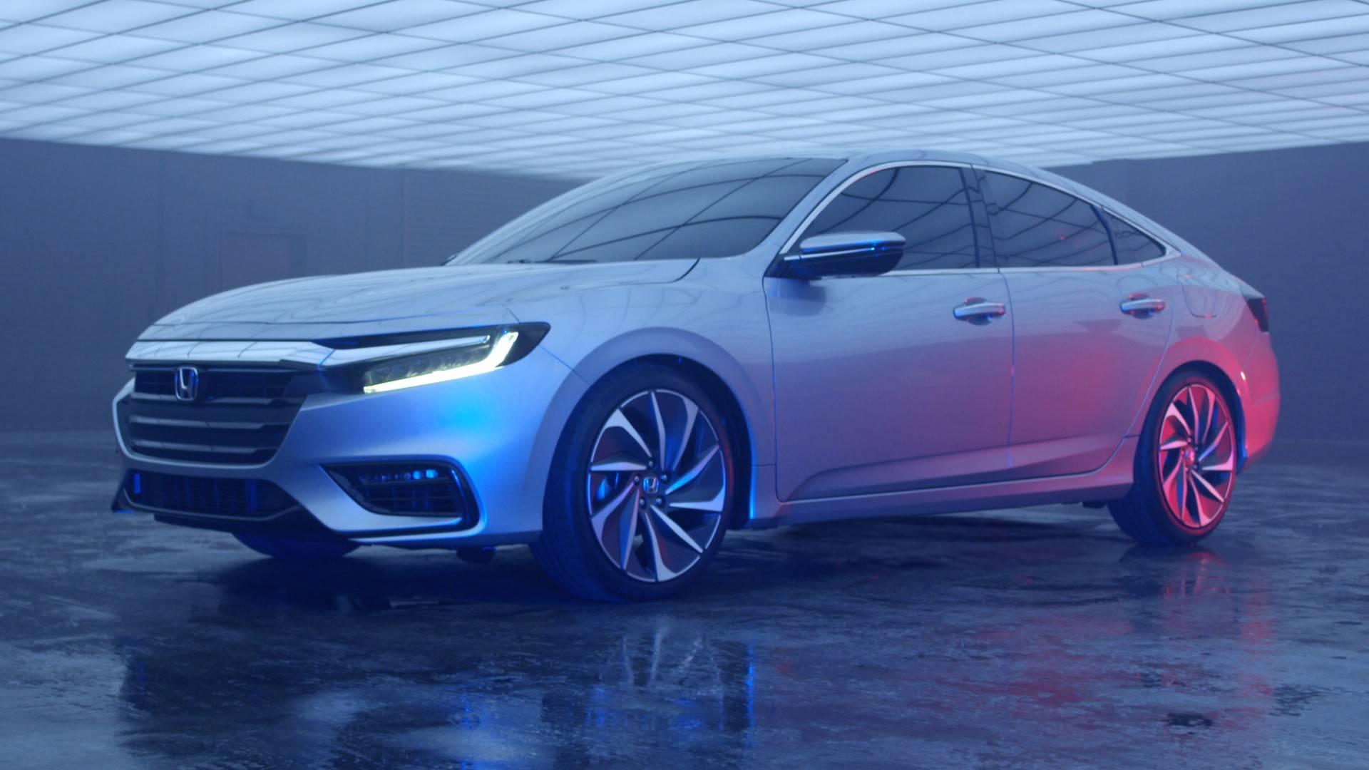 Honda Insight 2018: Diseño elegante y nueva mecánica híbrida para ser mucho más que un rival del Prius