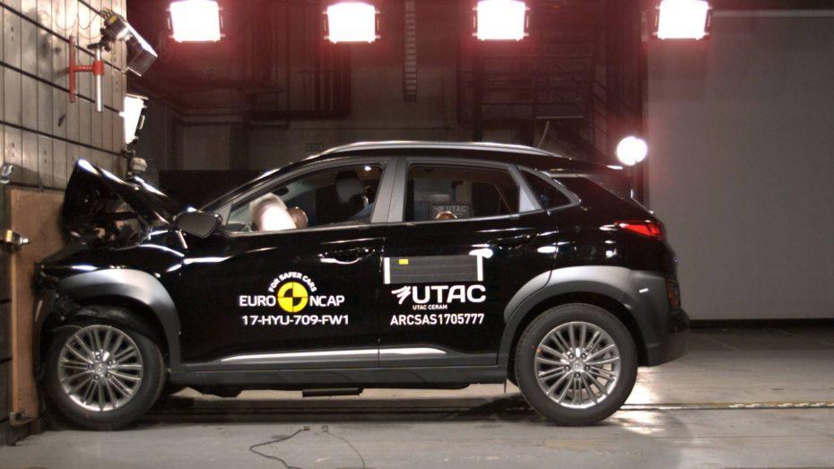 Nueva tanda Euro NCAP: Cero estrellas para el Fiat Punto y cinco para las grandes novedades del año