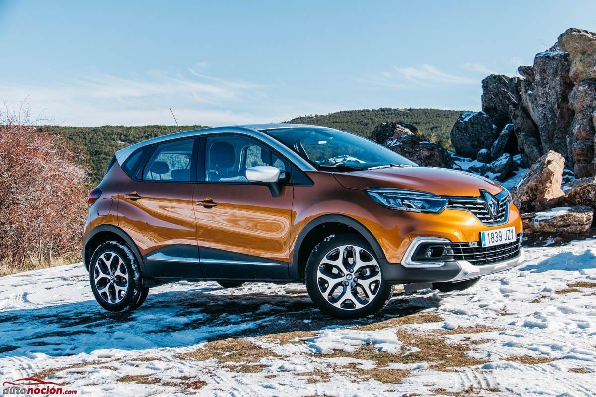 Renault fabrica en Palencia y Valladolid