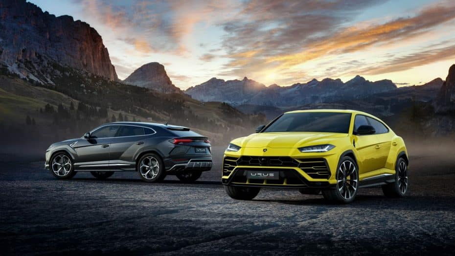 Los clientes de Lamborghini también quieren SUV: Van 10.000 Urus en solo dos años