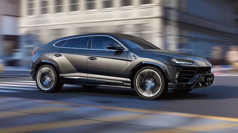 La gente quiere un SUV y buena prueba de ello es el indiscutible éxito del Lamborghini Urus