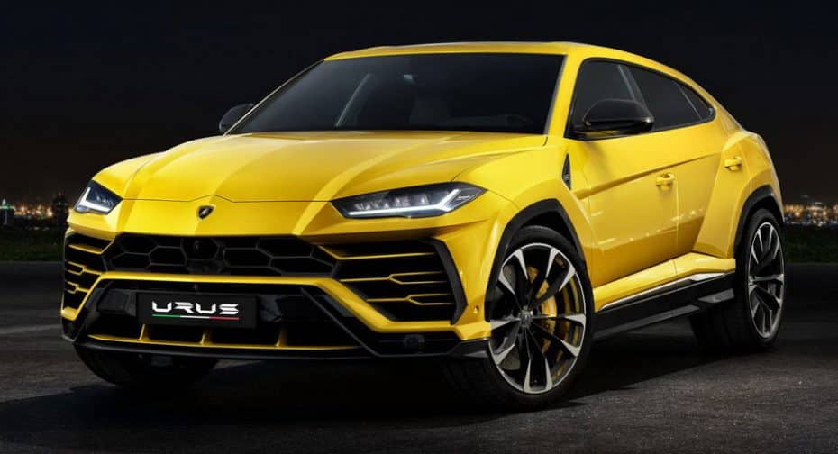 ¡Oficial! Así es el Lamborghini Urus: El salvaje SUV deportivo con 650 CV