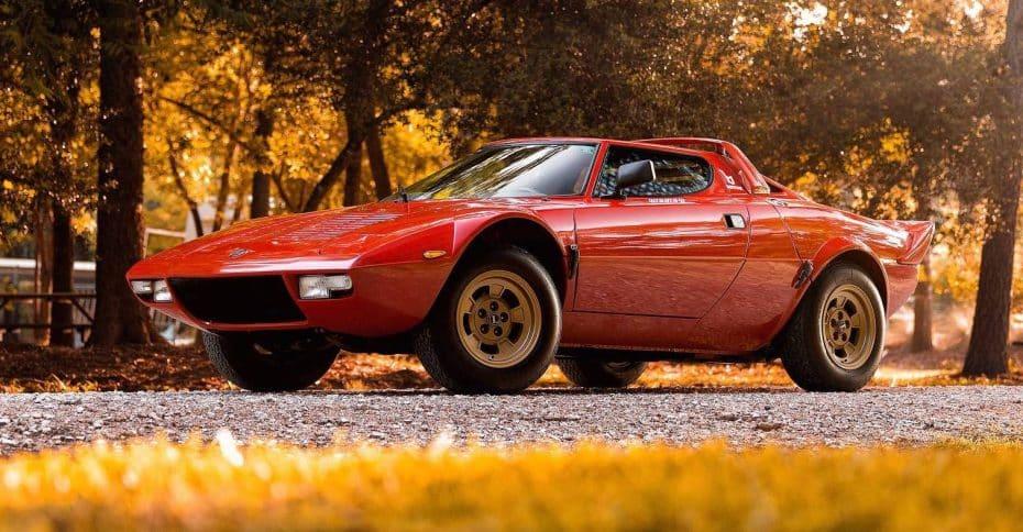 Este Lancia Stratos está como nuevo, es totalmente original y ha costado 400.000 euros