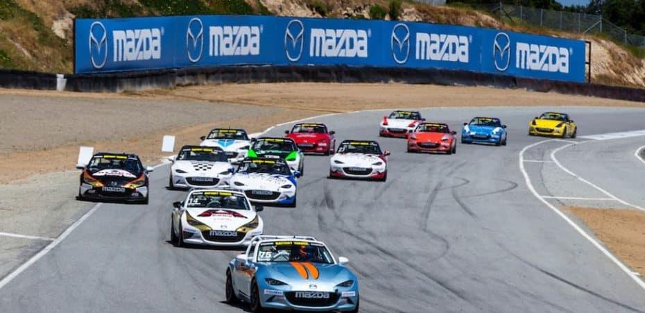 Mazda y el circuito de Laguna Seca rompen su acuerdo de patrocinio: Adiós a una «amistad» de 17 años