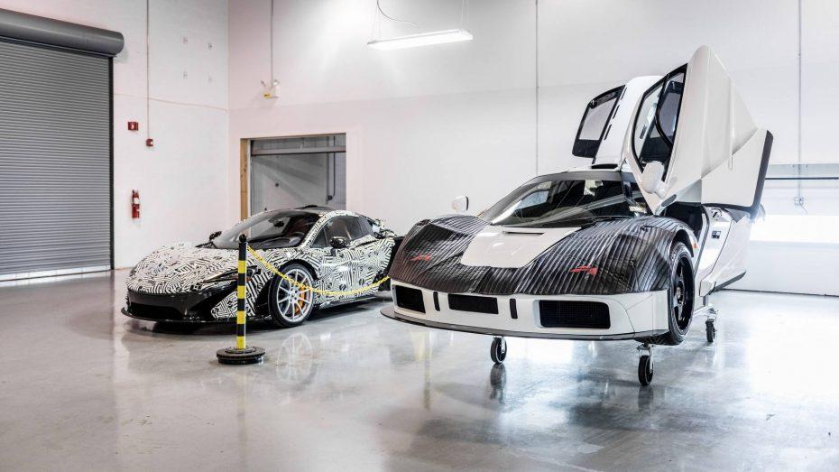 Así es el nuevo centro de McLaren F1 en Norteamérica ¡Y parece un auténtico  museo!