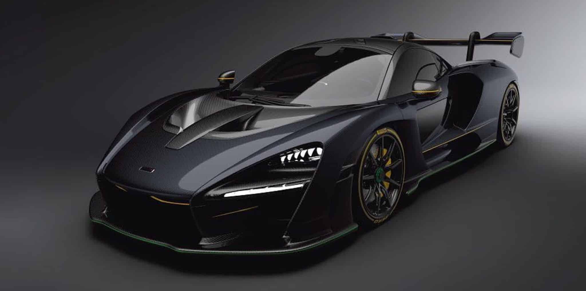 MSO echa más leña al fuego: Así es su exclusivo McLaren Senna de 3 millones de dólares