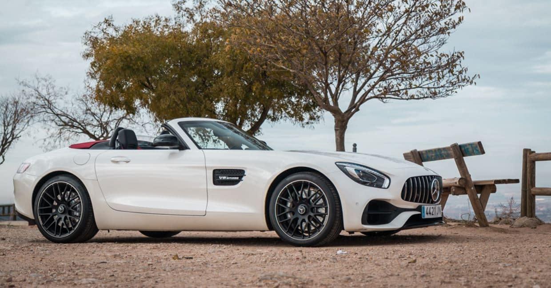 Contacto Mercedes-AMG GT Roadster 476 CV: Pocos coches te hacen sentir tan especial