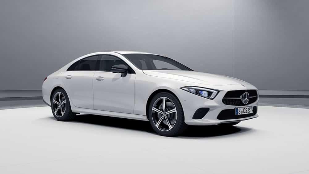 """El Mercedes-Benz CLS 2018 ya tiene precio en Alemania: Así lucen las versiones más """"básicas"""""""