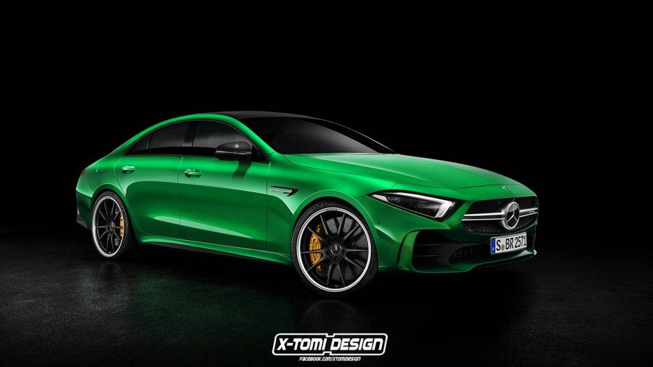 Las 5 caras del nuevo Mercedes-Benz CLS: Seguramente desees ver hecho realidad alguno de estos render…