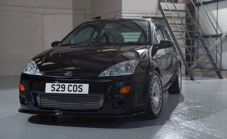 Este Ford Focus RS está a la venta, y bajo el capó esconde una grata sorpresa…