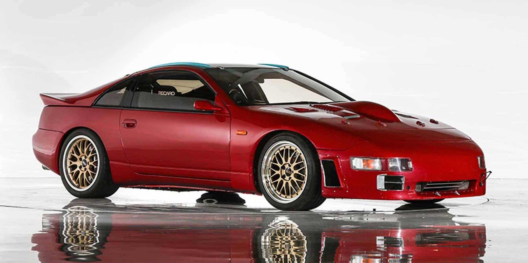 Este Nissan 300ZX de 1991 alcanza los 421 kilómetros por hora ¡Y está a la venta!