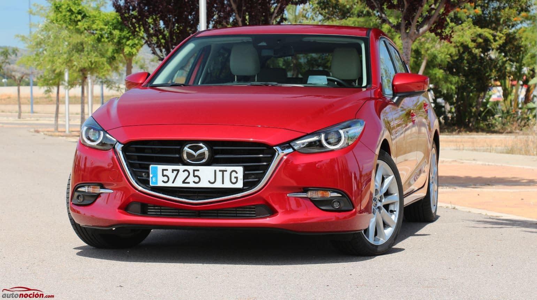 Prueba Mazda3 2.2 150 CV Zenith White: Sigue estando entre los buenos…