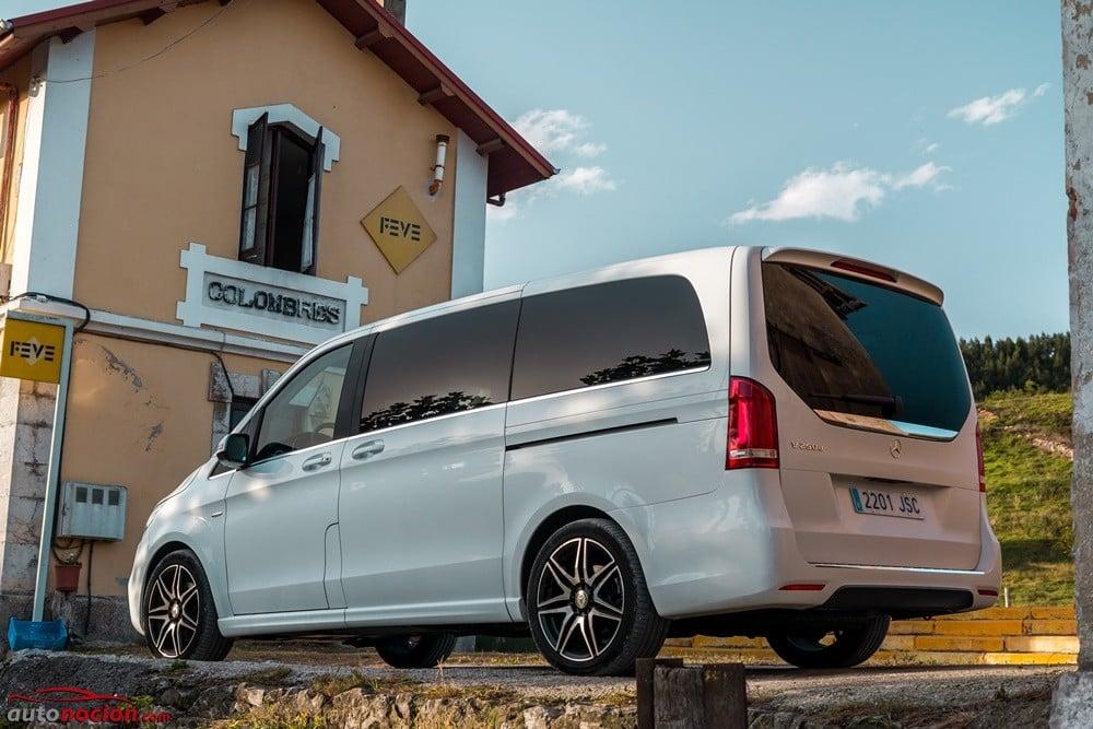 Mercedes Clase V o Vito: Un siete plazas más premium