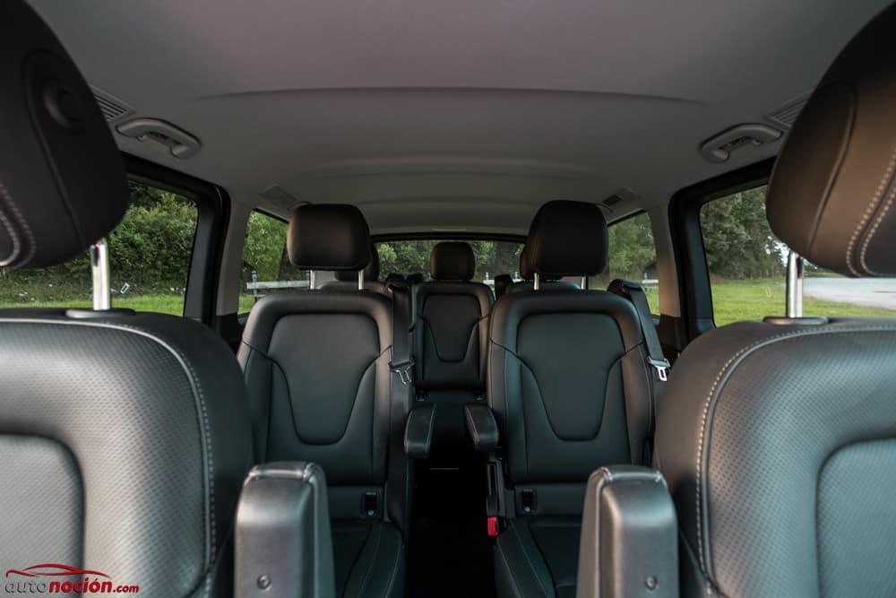 multas por superar el número de ocupantes permitidos en el coche