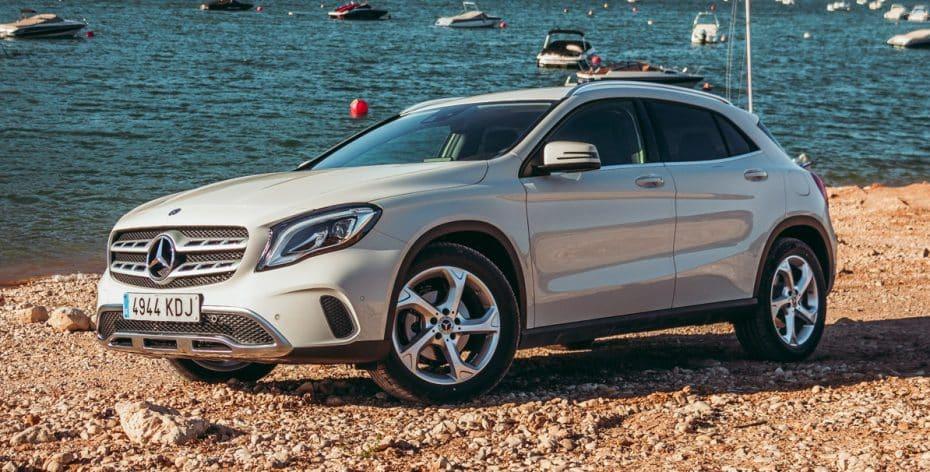 Prueba Mercedes-Benz GLA 180 122 CV 7G-DCT: El SUV compacto se renueva para dar mucha guerra