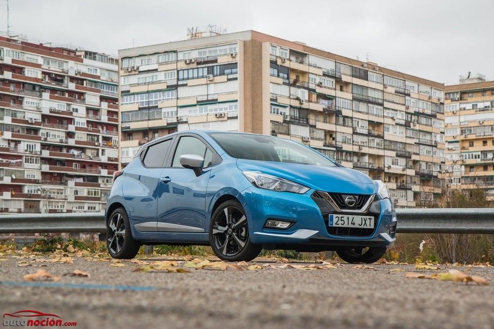 Prueba Nissan Micra N-Connecta 1.5 dCi 90 CV: A algunos les sientan realmente bien los cambios
