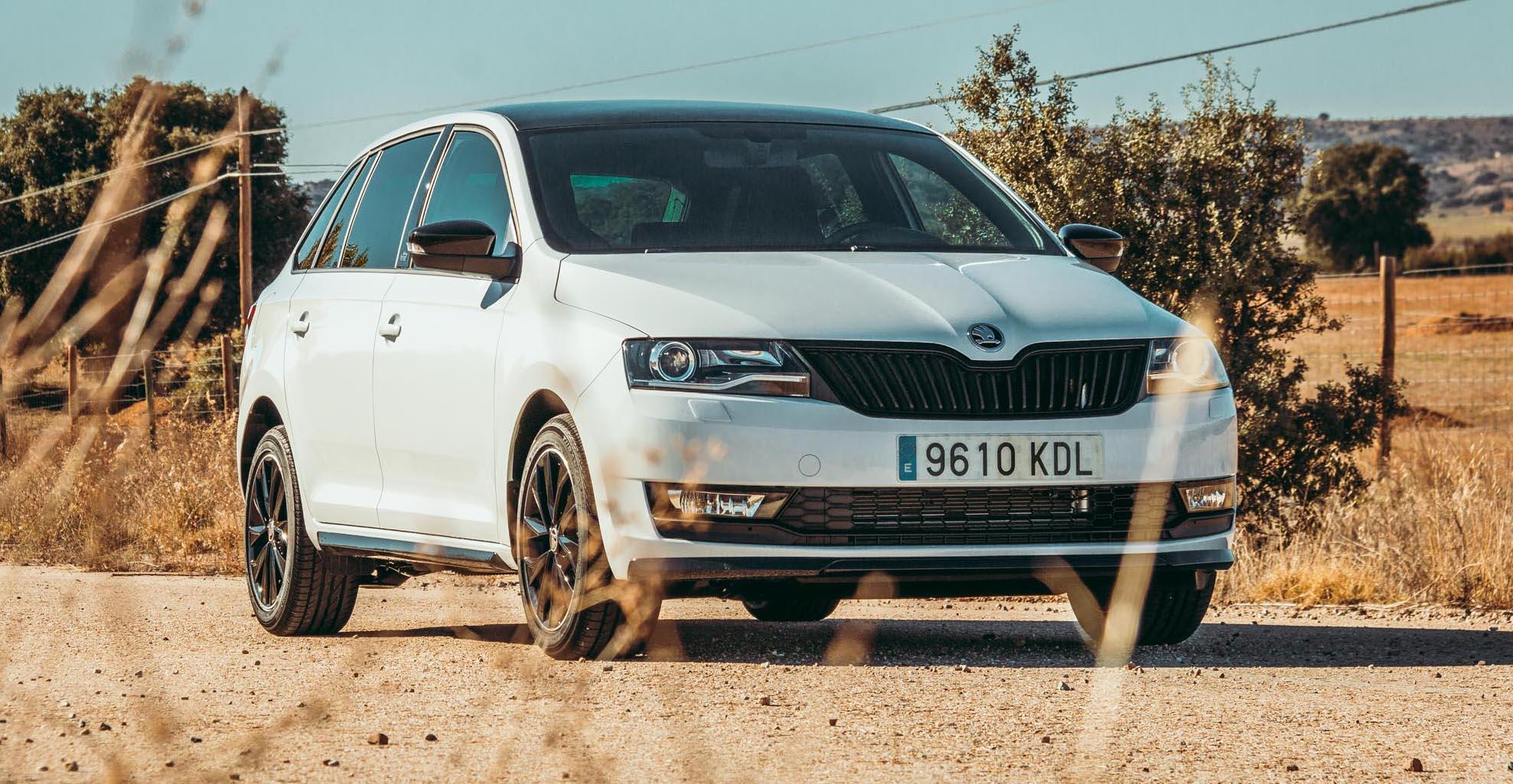 Prueba Škoda Spaceback Monte Carlo 1.4 TSI DSG 125 CV: La propuesta deportiva y más juvenil de la marca