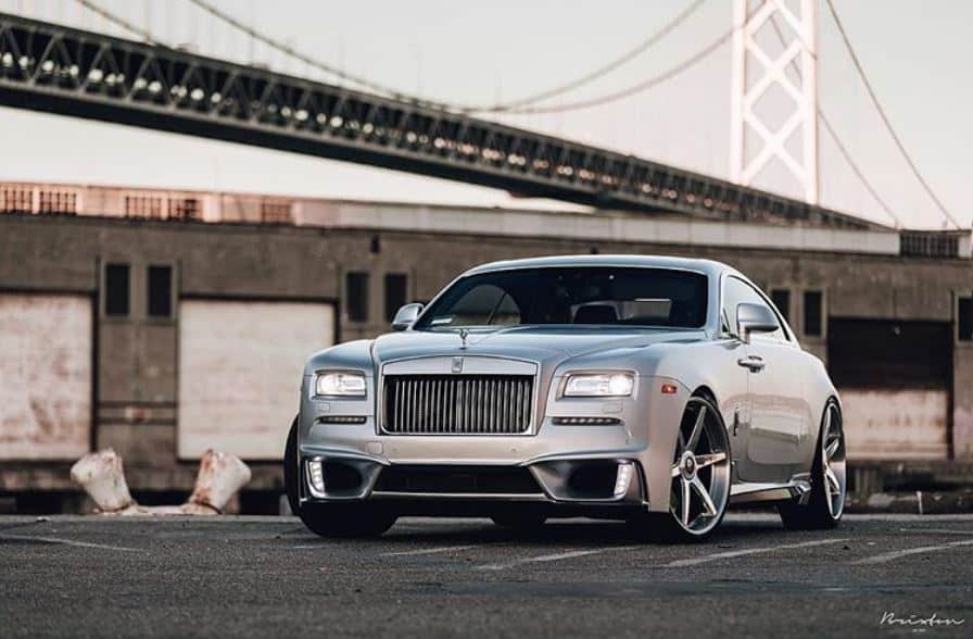 Esta vez Wald International «se ha portado bien»: Su Rolls-Royce Wraith no es una oda a la extravagancia