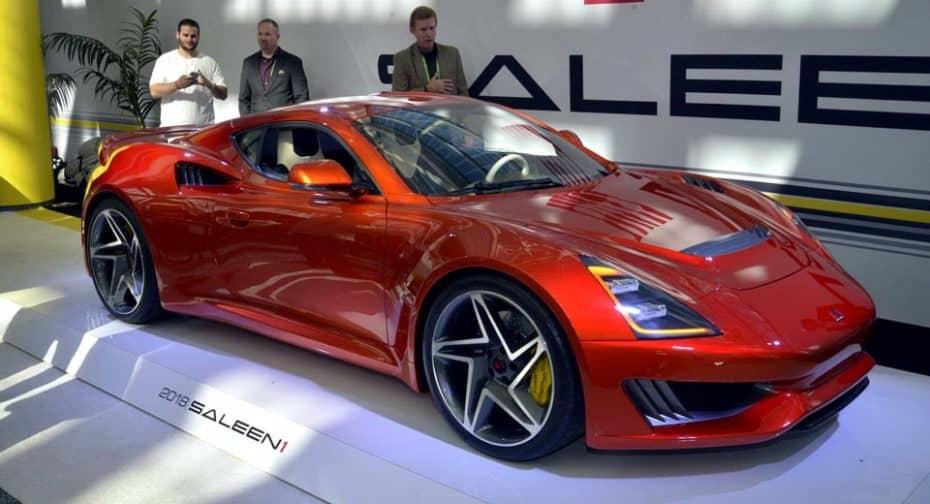 Así es el Saleen S1: Un deportivo de 450 CV que aúna ligereza y altas prestaciones