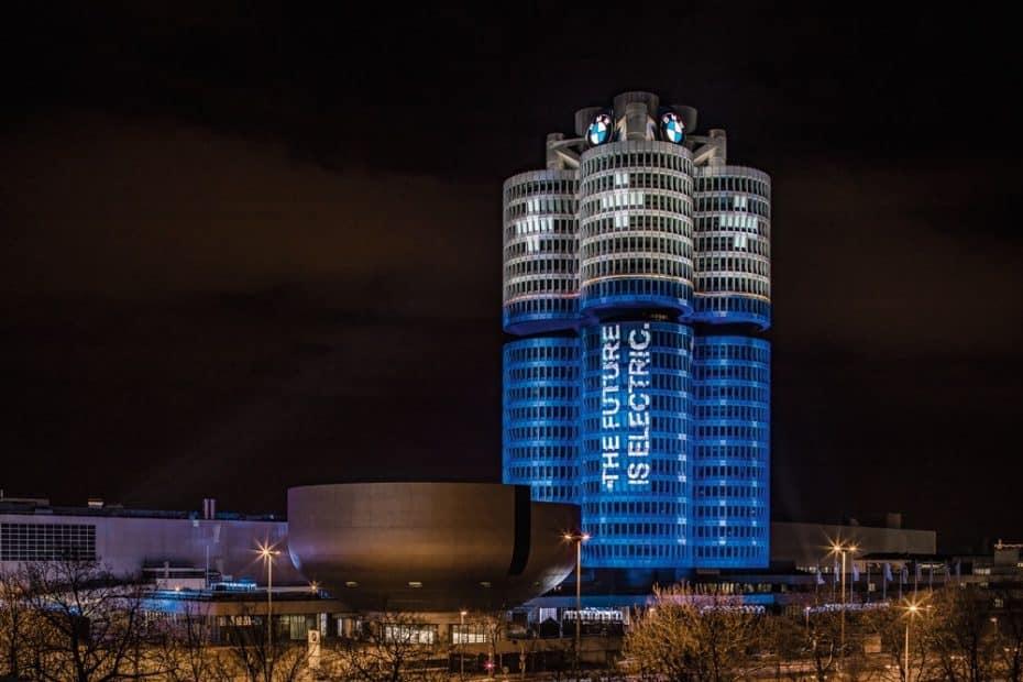 Las oficinas de BMW registradas por un posible fraude de emisiones «instalado por error y a posteriori»