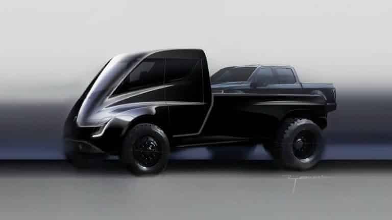 ¡Ojo! Tesla confirma que desarrollará un pick-up eléctrico después del Model Y