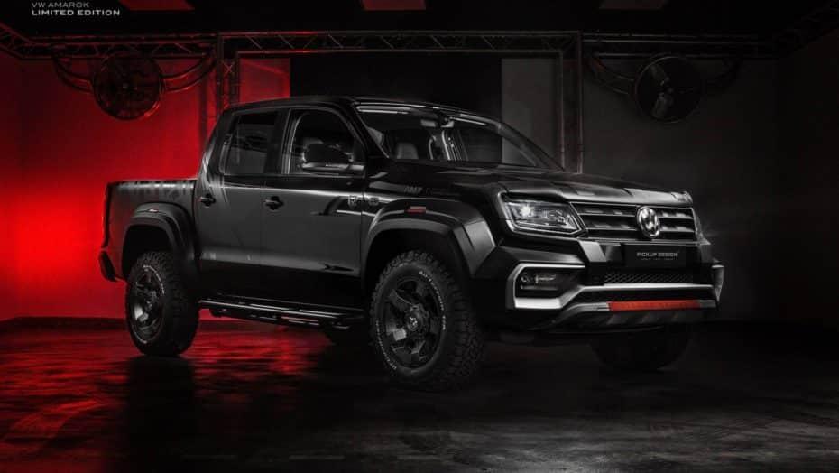 Saluda a 'Amy': El Volkswagen Amarok que sería capaz de reírse del Ford Ranger Raptor