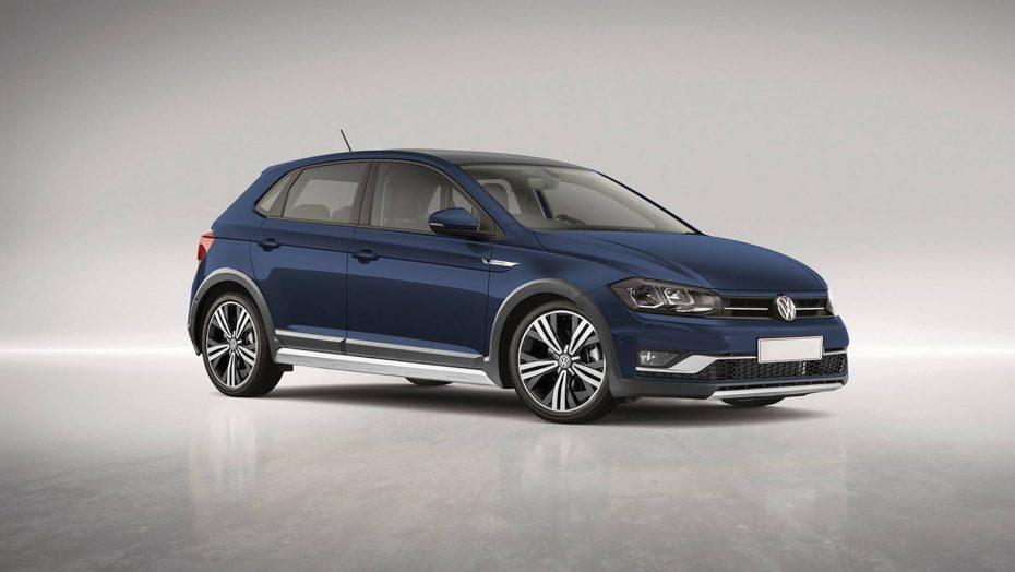 No sabemos si el Volkswagen Polo Alltrack llegará a ser una realidad pero, ¿qué te parece este render?