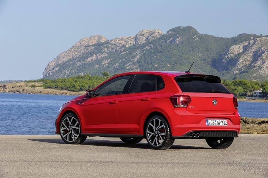 Nuevas imágenes del Volkswagen Polo GTI: 200 CV y una estética de lo más suculenta te esperan…