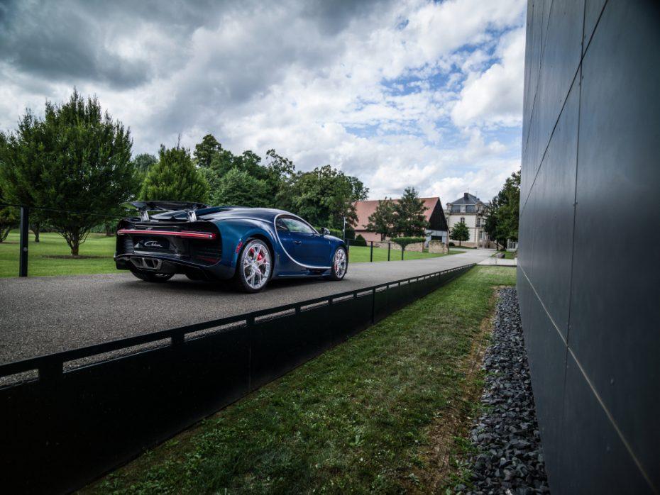¡Espectacular!: LEGO Technic también tendrá una réplica 1:8 del Bugatti Chiron en Agosto